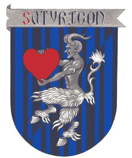 Satyricon Shield
